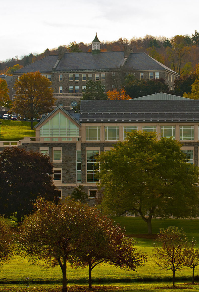 Colgate University - Antique & Irish Welch House